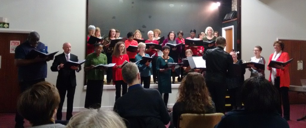 The Tulse Hill Singing Group